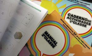 Disponibilizados 1,2 milhões vouchers para trocar por manuais escolares