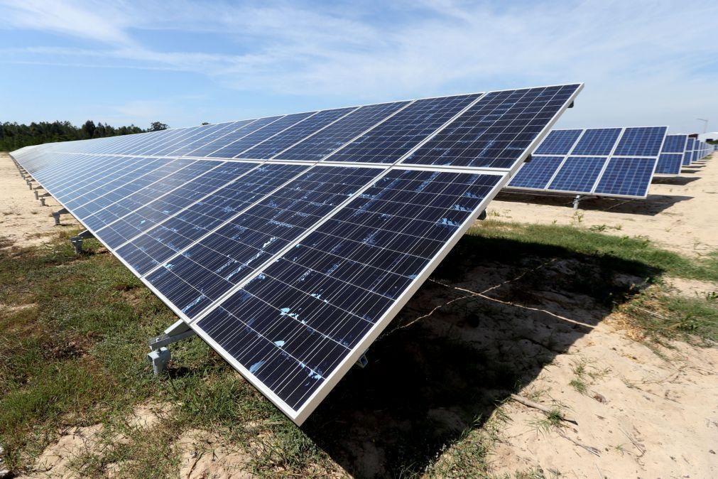 Portugal produz menos energia solar do que Inglaterra