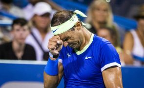 Rafael Nadal também desiste do Masters 1000 de Cincinnati