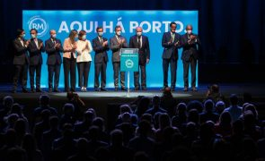 Autárquicas: Grupos de cidadãos preveem gastar 2,6 ME, Moreira e Isaltino com maiores orçamentos