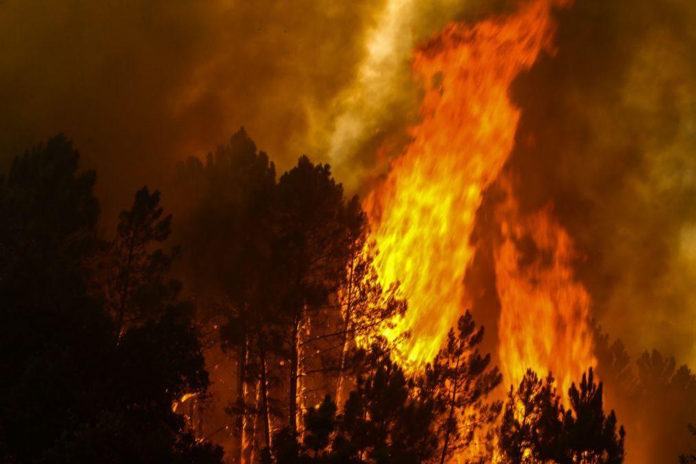 Proteção Civil coloca cinco distritos sob alerta laranja a partir de sábado