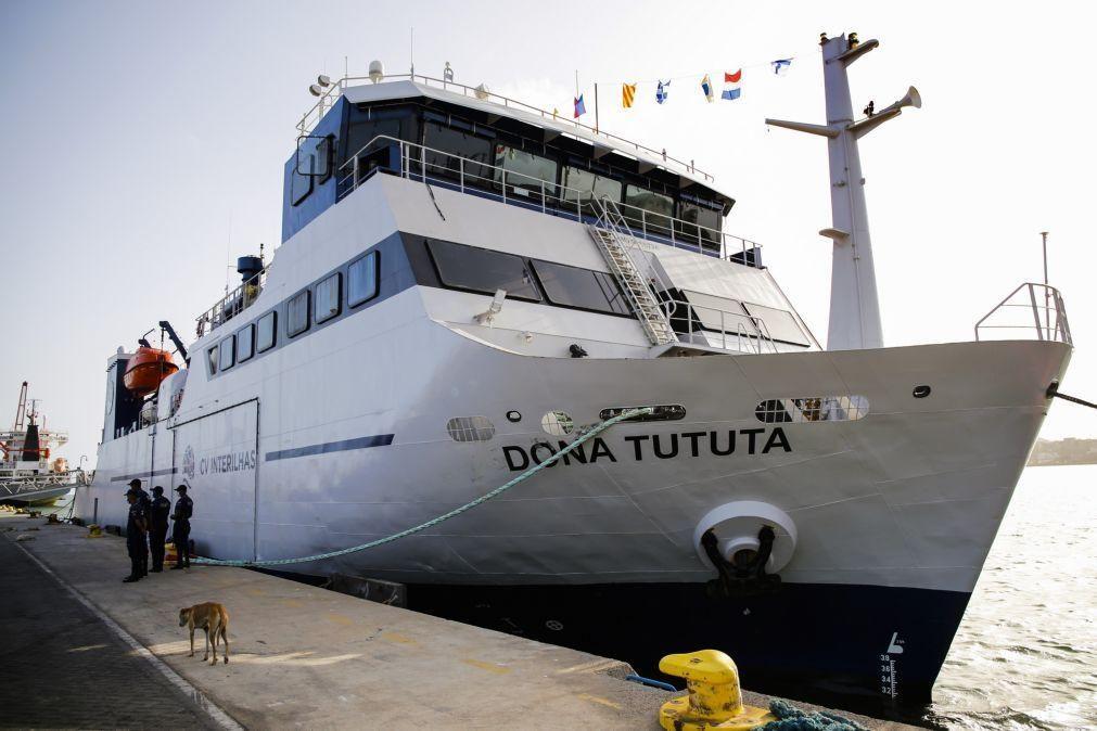 Novo navio da Cabo Verde Interilhas começa a operar em setembro