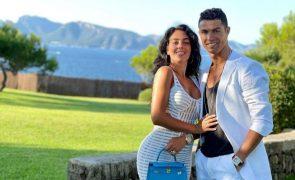 Georgina Rodríguez quebra silêncio sobre rumores de casamento com Cristiano Ronaldo