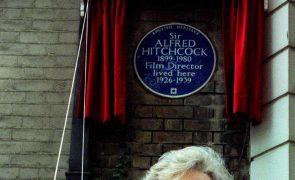 Morreu a atriz Patricia Hitchcock O´Connell