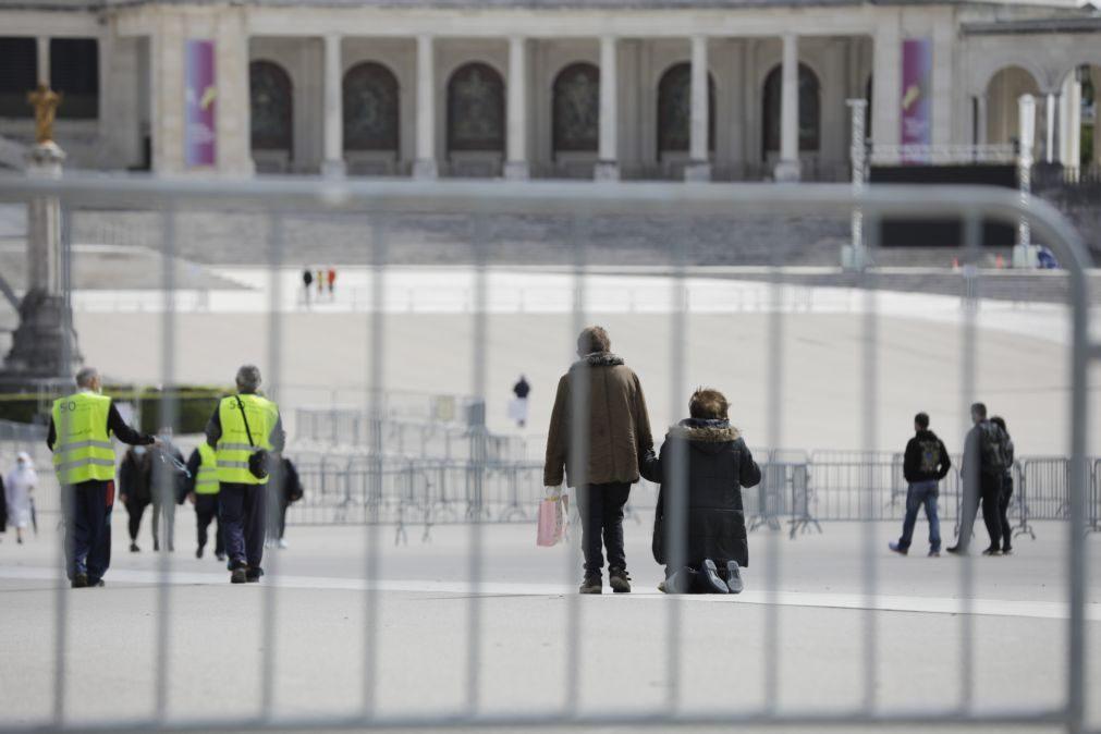 Covid-19: Segurança é objetivo do Santuário de Fátima no regresso dos peregrinos