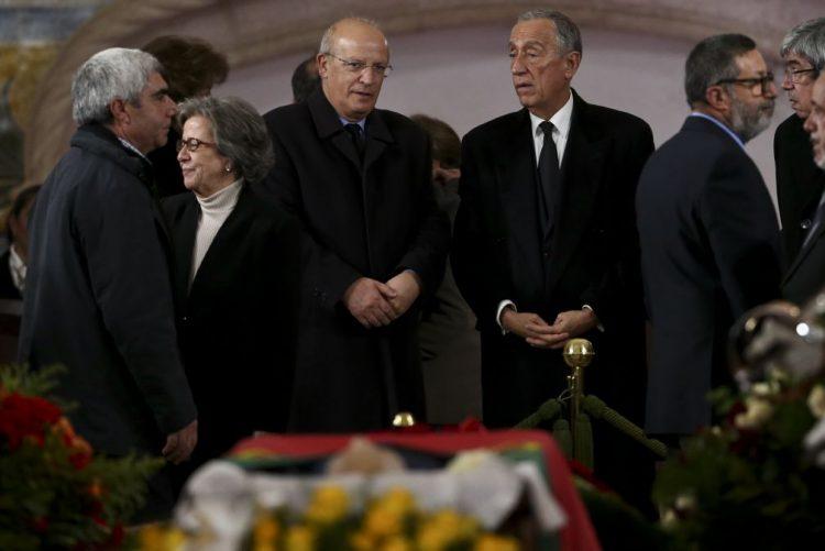 Mário Soares: Presidente diz que homenagem dos portugueses é
