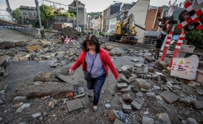 Catástrofes naturais e desastres custam 65,6 mil ME no 1.º semestre