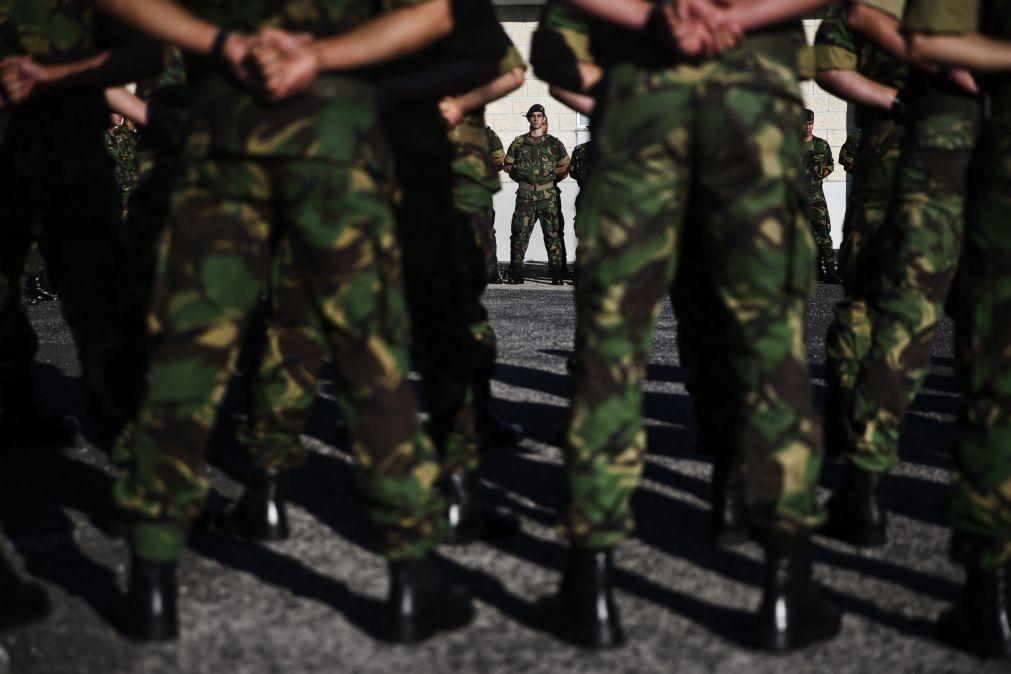 Governo aprova ingresso nos quadros das Forças Armadas a militares feridos em serviço