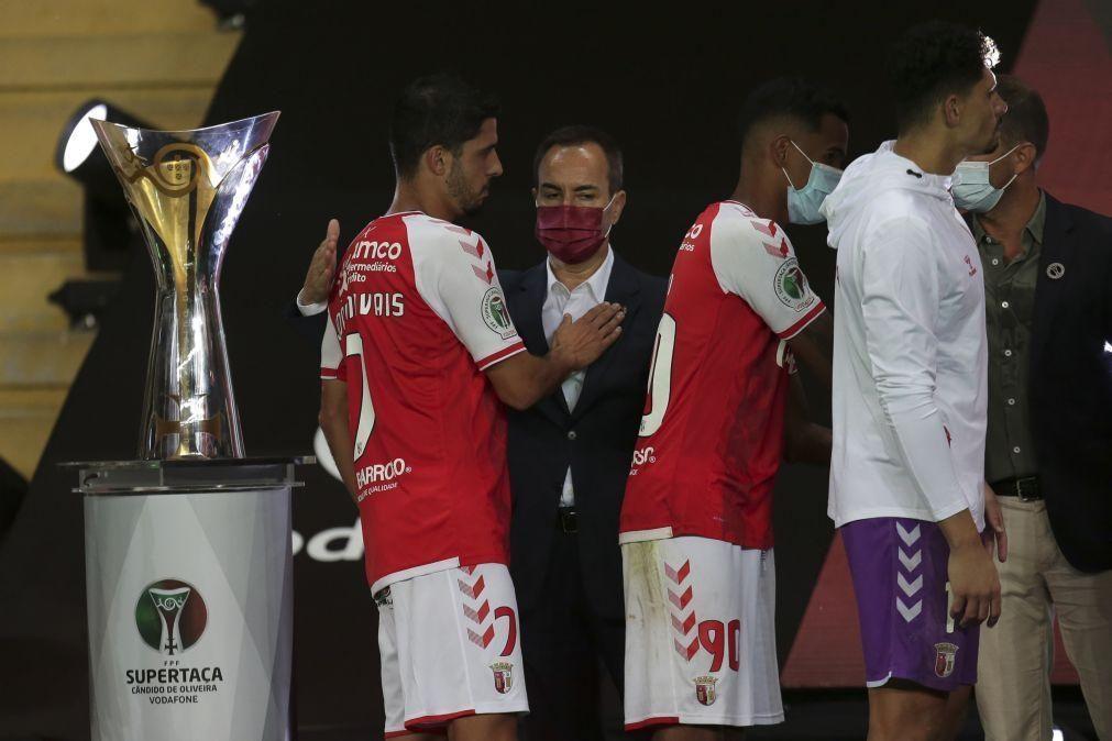 Sporting de Braga justifica preços de bilhetes com recusa do Sporting