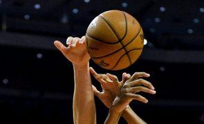 Portugal vence Suécia no arranque da pré-qualificação para Mundial de basquetebol