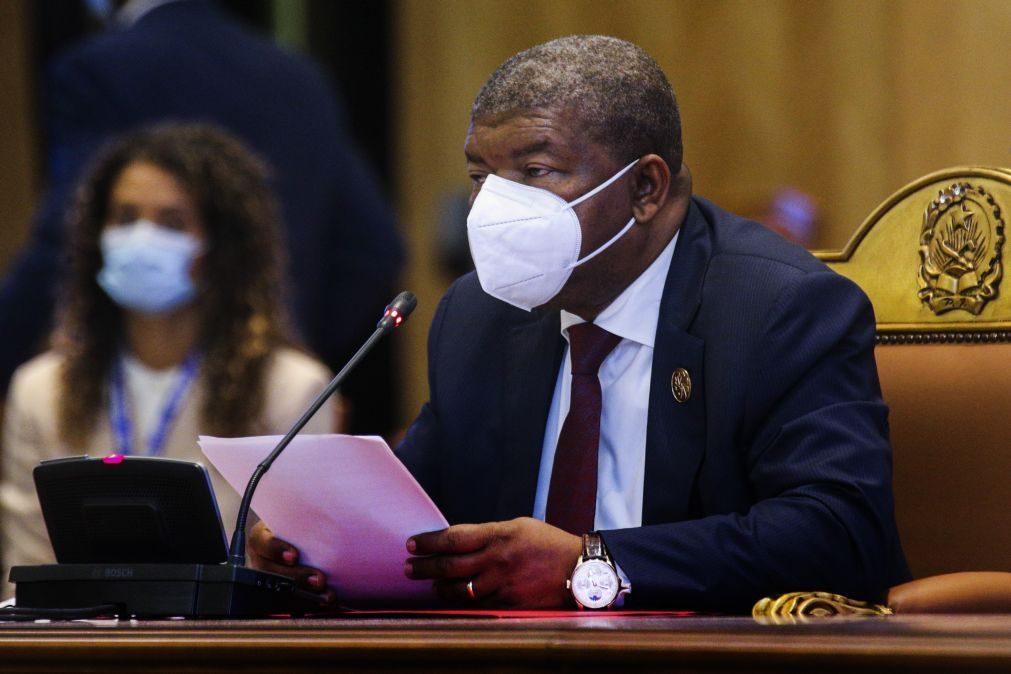 Presidente angolano aceita pedido para cessar funções de presidente do Tribunal Constitucional