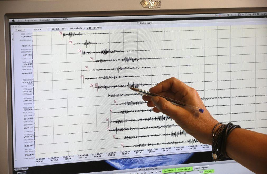 Dois novos sismos registados hoje perto de Melgaço