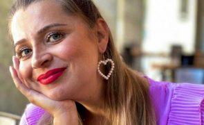 Andreia Filipe vai parar ao hospital na fase final da gravidez