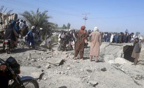 Talibãs conquistam cidade de Pul-e-Alam a 50 quilómetros da capital do Afeganistão