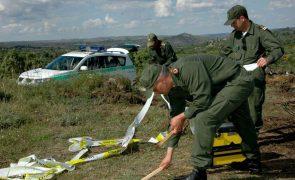 Incêndios: GNR reforça  patrulhamento no território continental