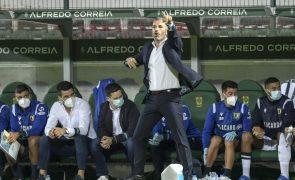 Ivo Vieira espera um FC Porto