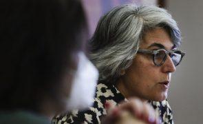 Óbito/Duarte Mendonça: Ministra lamenta morte de