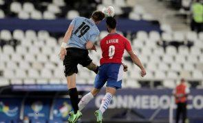 Sportinguistas Coates e Ugarte pré-convocados para seleção do Uruguai