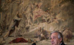 Secretário-geral da ONU apela ao diálogo entre talibãs e Governo do Afeganistão