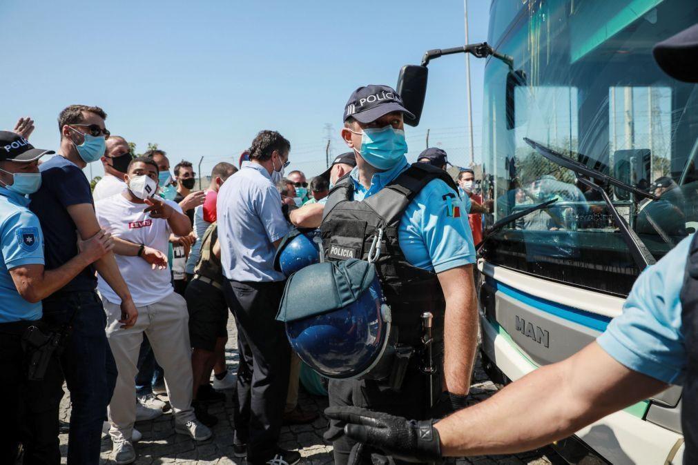Sindicato diz que nenhum motorista da STCP foi forçado a aderir à greve