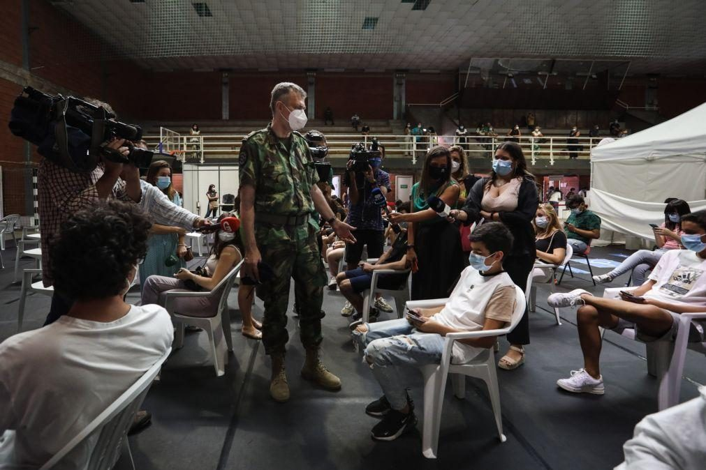 Covid-19: 500 mil vacinas seguem para os PALOP e Timor-Leste