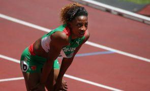Lorene Bazolo bate recordes nacionais dos 100 e 200 metros