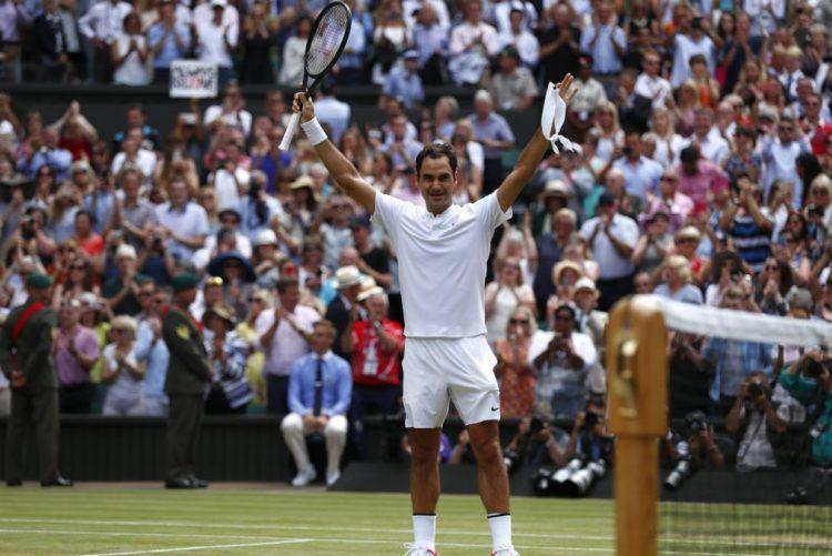 Wimbledon: Federer conquista um inédito oitavo título
