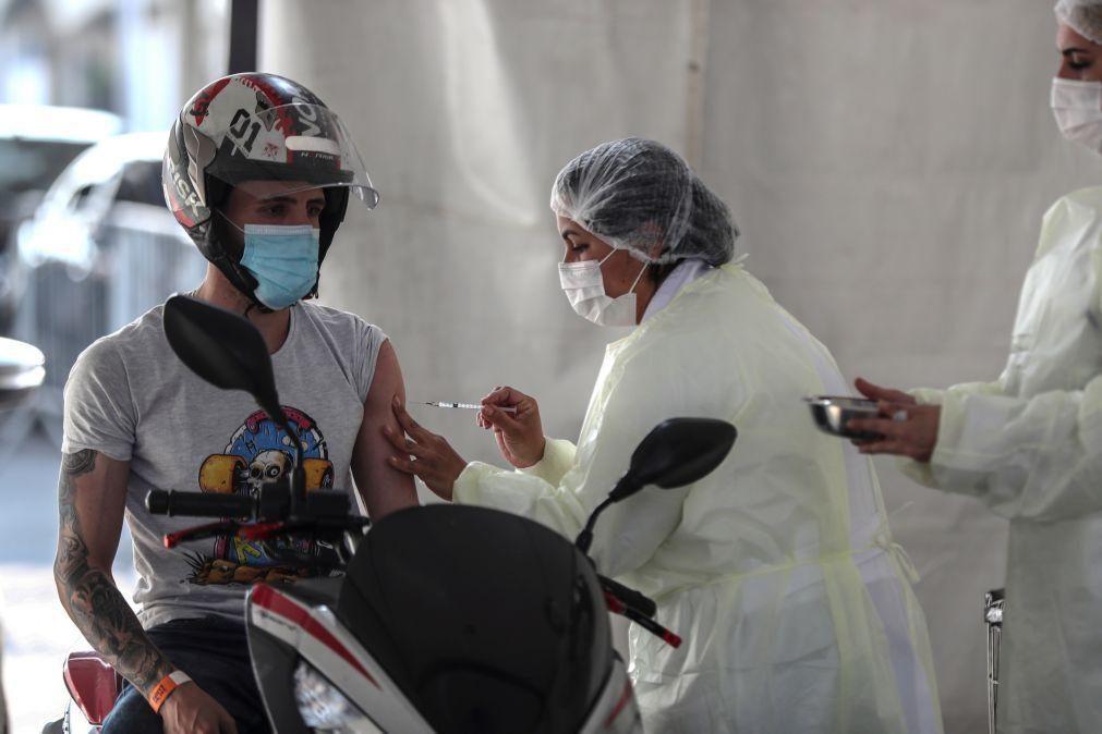 Covid-19: Brasil com 31.142 novos casos e 926 mortos nas últimas 24 horas