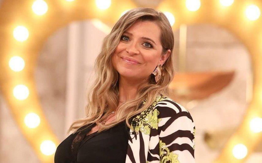 Andreia Filipe já está no hospital e prestes a ser mamã