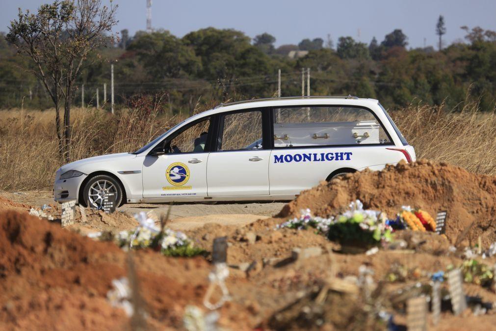 Covid-19: África contabiliza mais 467 mortes e 34.241 infetados