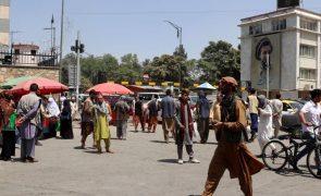 Afeganistão: Ministro do Interior promete transição pacífica de poder