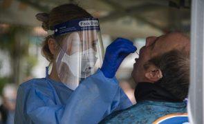 Covid-19: Casos de infeção no mundo superam os 206 milhões