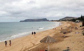 Alerta vermelho para tempo quente nas montanhas da Madeira até terça-feira