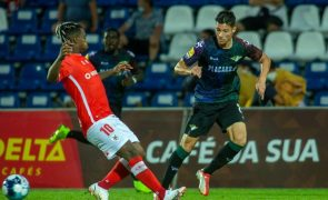 Santa Clara e Moreirense empatam em final com três golos nos descontos