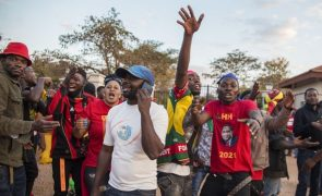 Líder da oposição na Zâmbia vence eleições presidenciais