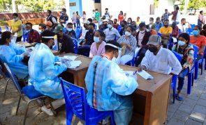 Covid-19: Timor-Leste regista três mortes, maior número desde o início da pandemia