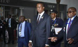 Presidente da Zâmbia admite derrota nas eleições presidenciais e felicita vencedor
