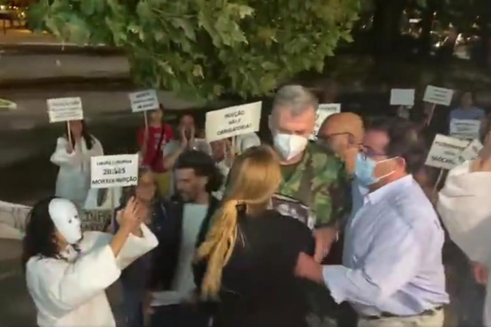 Negacionistas que insultaram Gouveia e Melo arriscam 5 anos de prisão