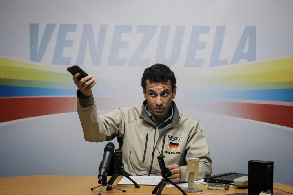 Venezuela: Grupo paramilitar mata pelo menos uma pessoa a oeste de Caracas