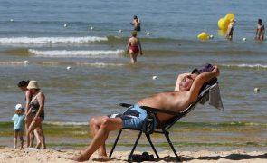 Qualidade das praias portuguesas piorou este ano