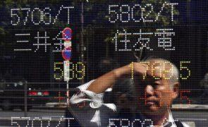 Bolsa de Tóquio fecha a perder 0,36%