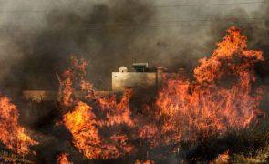 Incêndio de Castro Marim. A22 já foi reaberta