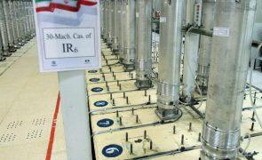 Irão continua a produzir urânio enriquecido - relatório da ONU