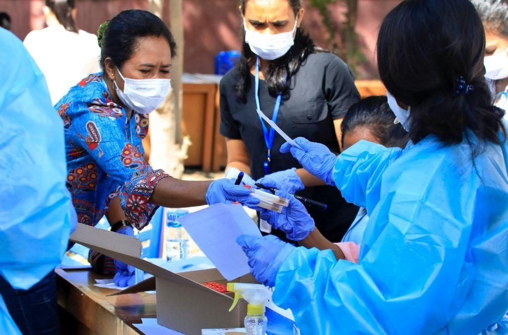 Covid-19: Timor-Leste regista a morte de dois adultos e três fetos em gestação