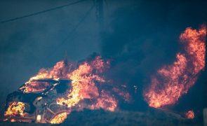 Bruxelas ativa programa de observação por satélite para incêndio no Algarve