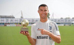 Jorge Mendes tenta meter Cristiano Ronaldo no Manchester City, diz jornal italiano