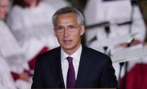Secretário-geral NATO responsabiliza liderança afegã por