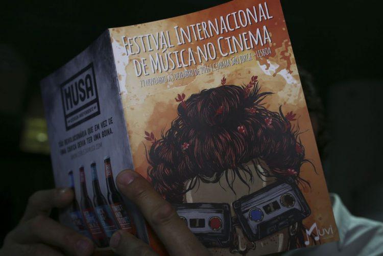 MUVI - Festival Internacional de Música no Cinema chega hoje aos Açores