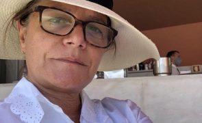 Júlia Pinheiro de luto: «Ele cuidou das minhas filhas»