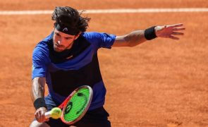 Gastão Elias regressa às vitórias no 'challenger' de Verona em ténis